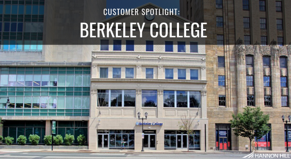 Banner image for Customer Spotlight: Berkeley College