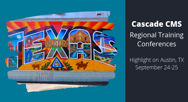 Banner image for Regional Training Conferences: Highlight on Austin, Texas