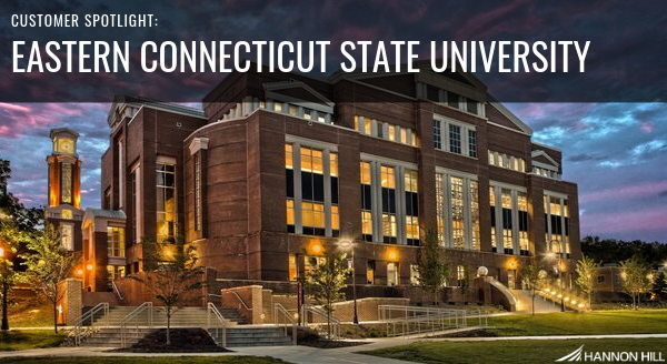 Banner image for Customer Spotlight: Eastern Connecticut State University